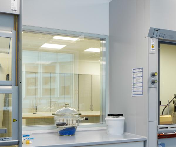 Fertigfenster mit Röntgenschutz
